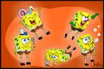 Spongebob Sketch 3: poses