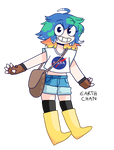 Earth chan