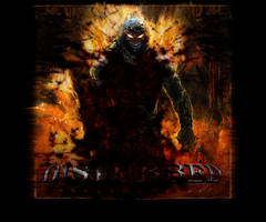 Disturbed Indestructible by larry32