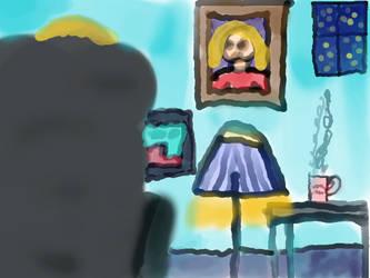 Random House Doodle by Arrtos
