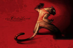 Master Tigress by Asenceana