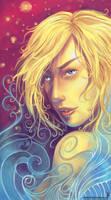 Cosmic Girl by Asenceana