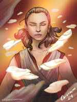 The Force by Asenceana