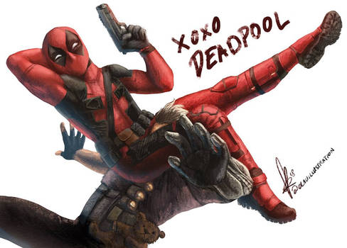 XOXO Deadpool