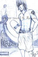 Darren by Asenceana