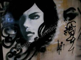 Graffiti zomg by Asenceana