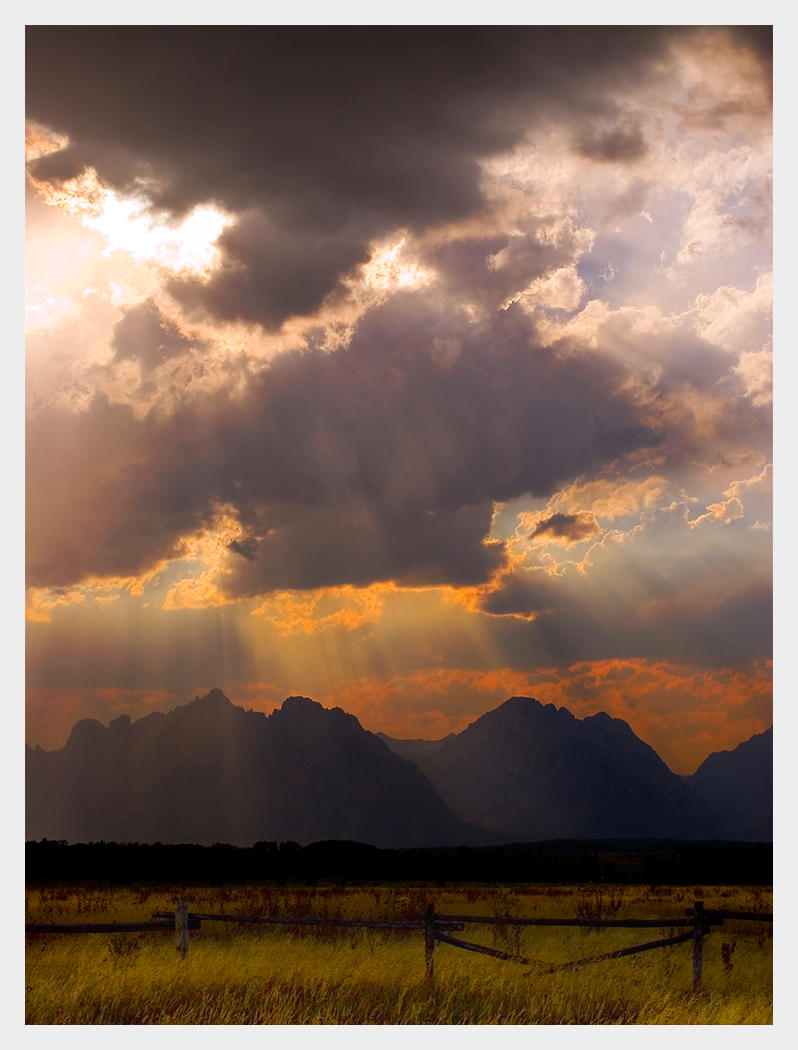 Tetons by killersnowman
