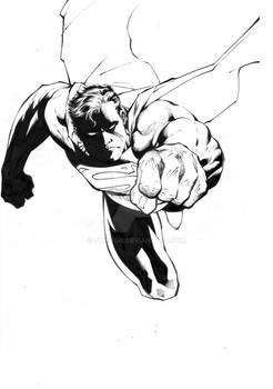 Superman-Lee-warmup