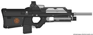 bullpup cqb shotgun