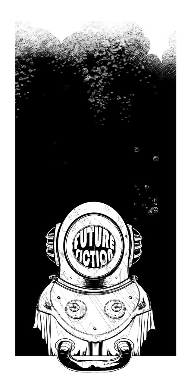 future/fiction: Diver Long by tentaclees
