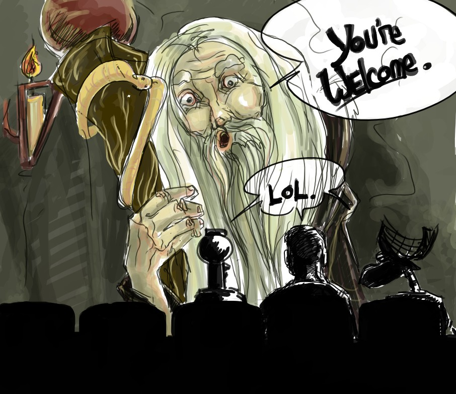 MST3K: YOU'RE WELCOME