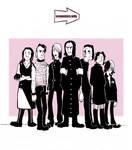 hp: Snape hides in Scene