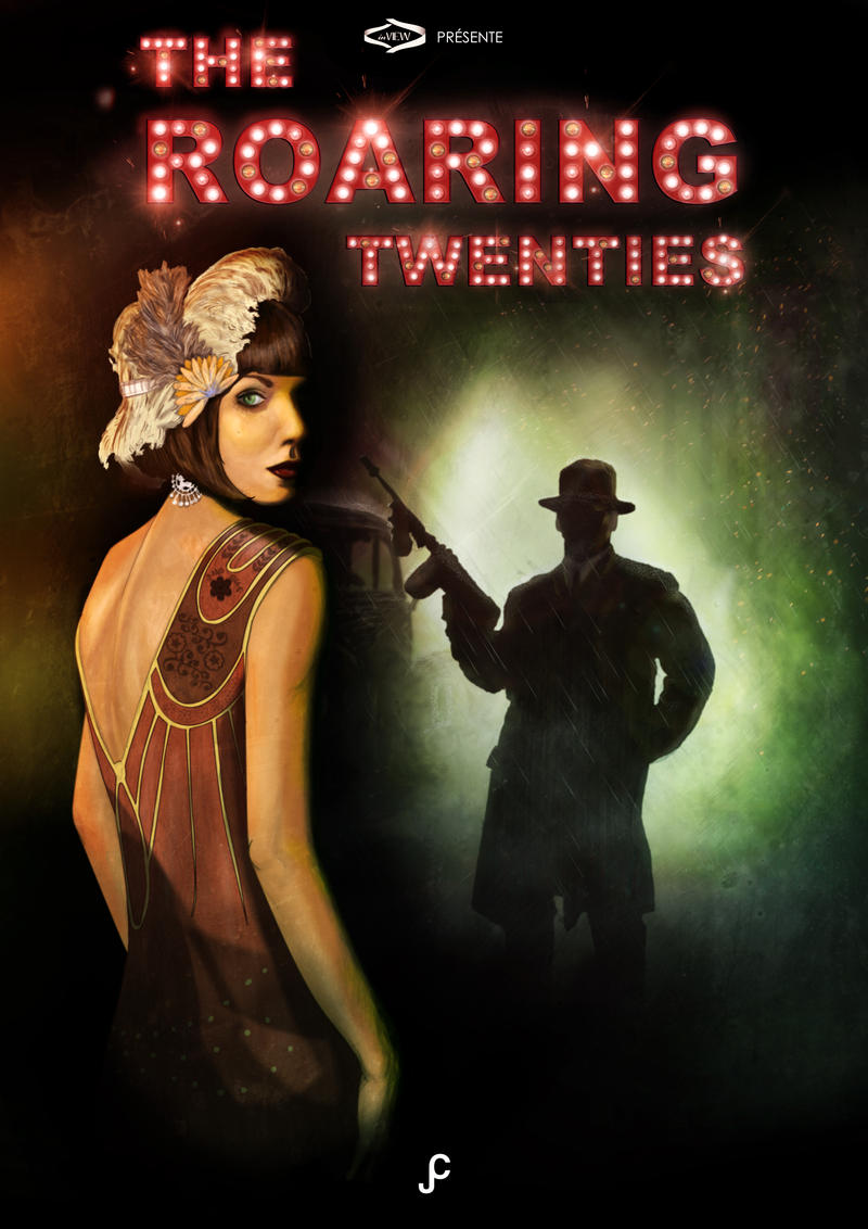 The Roaring Twenties by jesss33