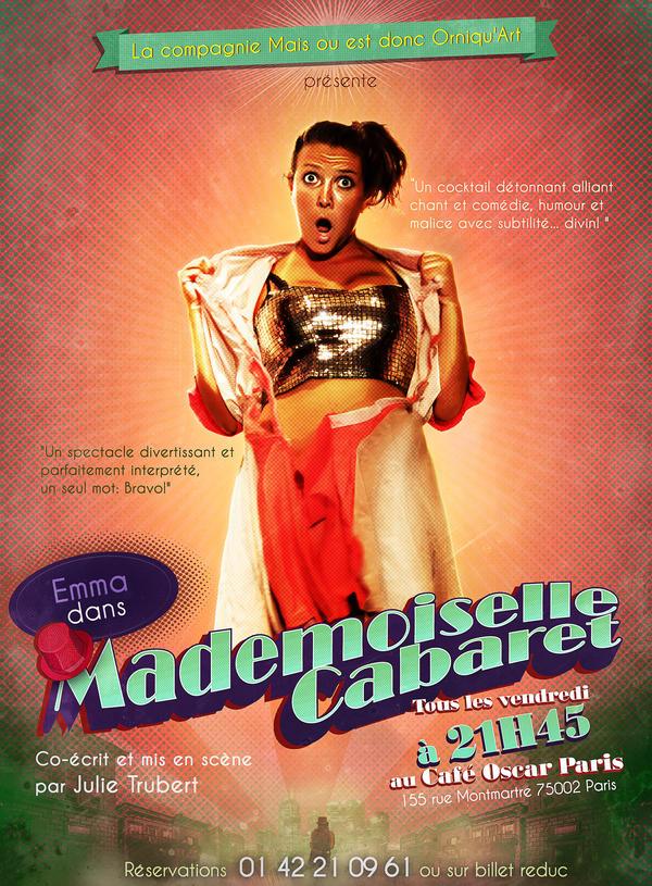 Mademoiselle Cabaret by jesss33