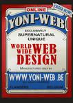 Yoni-Web Vintage Poster Print