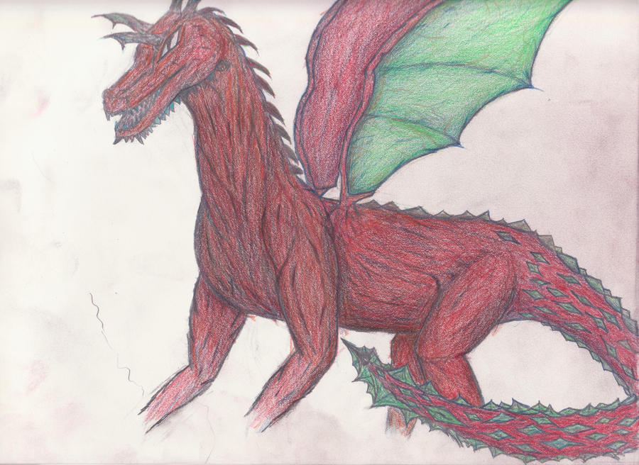 Red Dragon p2 by porethoose