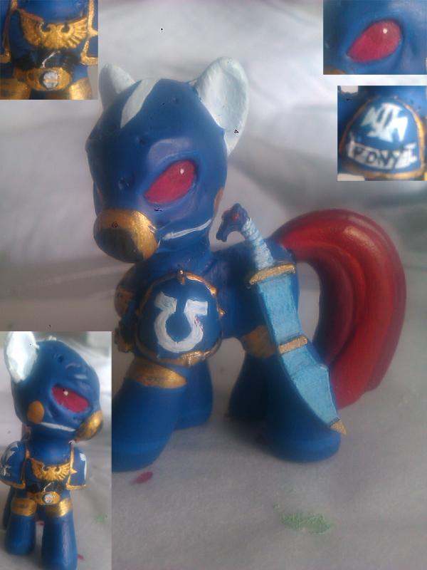 My Little Ultramarine by Z113