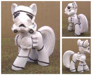 My Little Stormtrooper by Z113