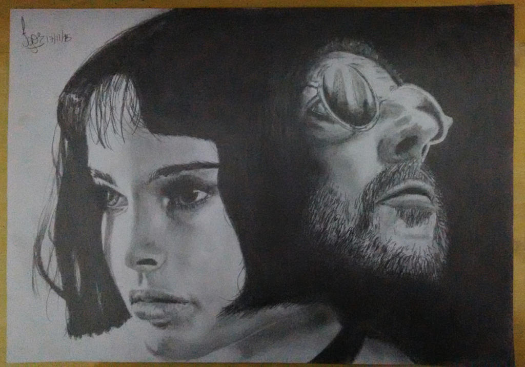 Leon And Mathilda The Professional By Xnnw On Deviantart