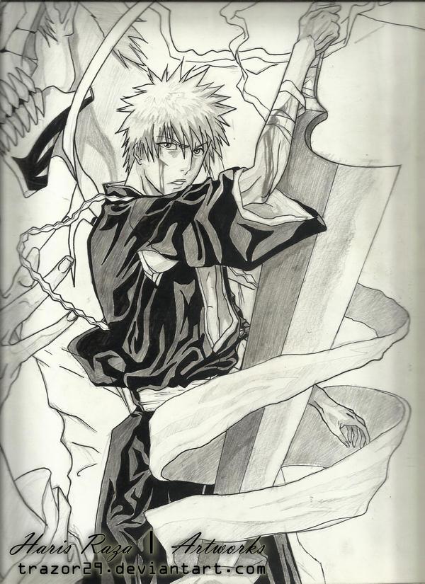 Ichigo by trazor29