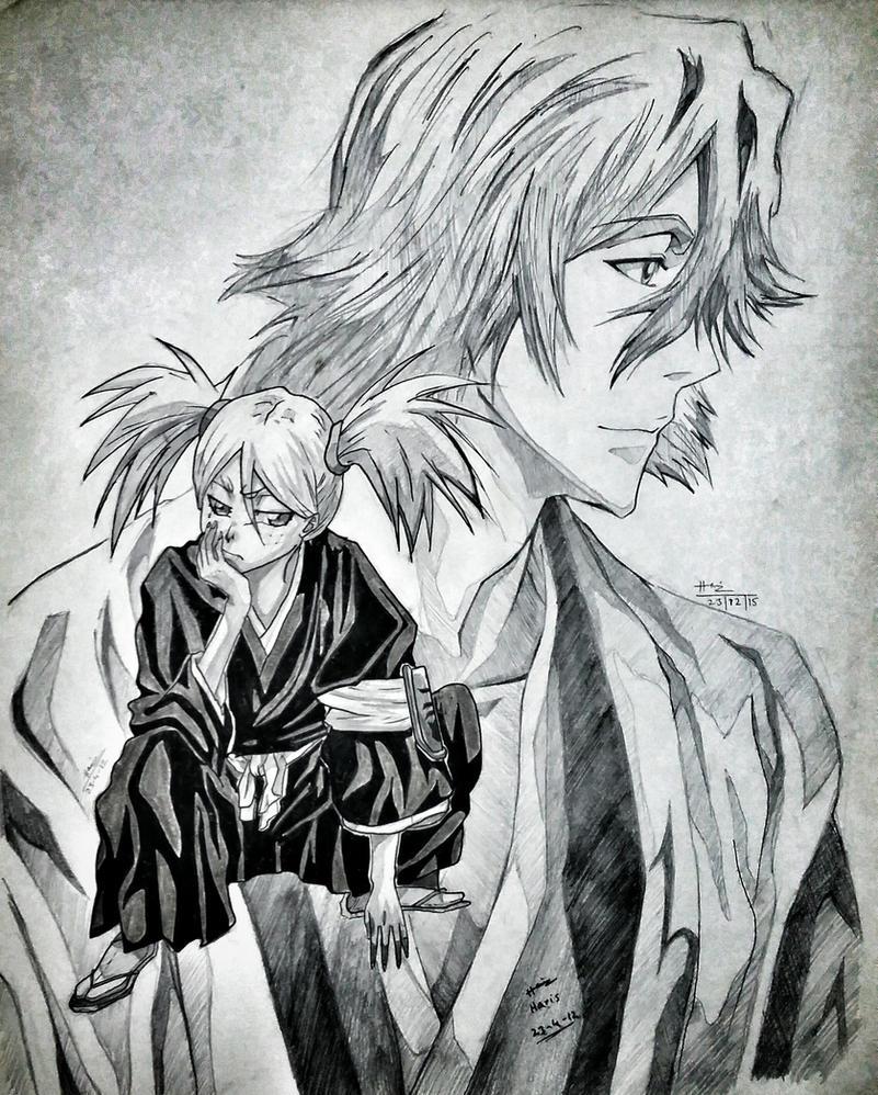 Squad 12: Kisuke and Hiyori  by trazor29