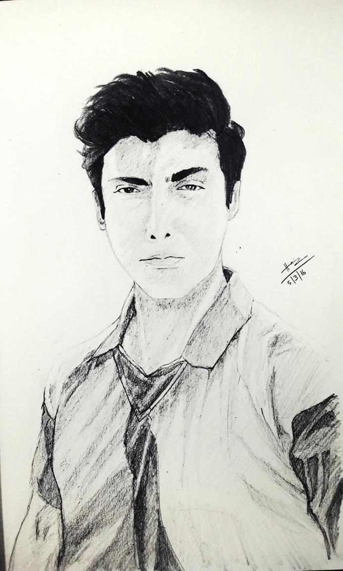 Fawwad Khan by trazor29