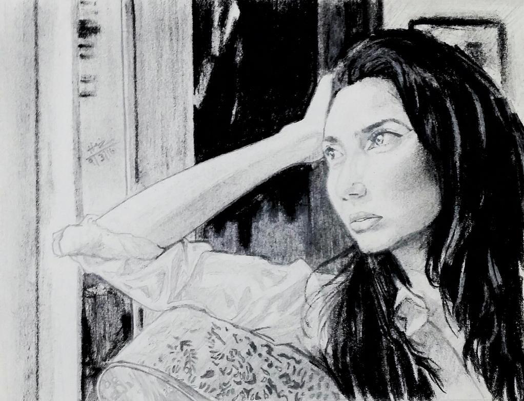Mahira Khan by trazor29