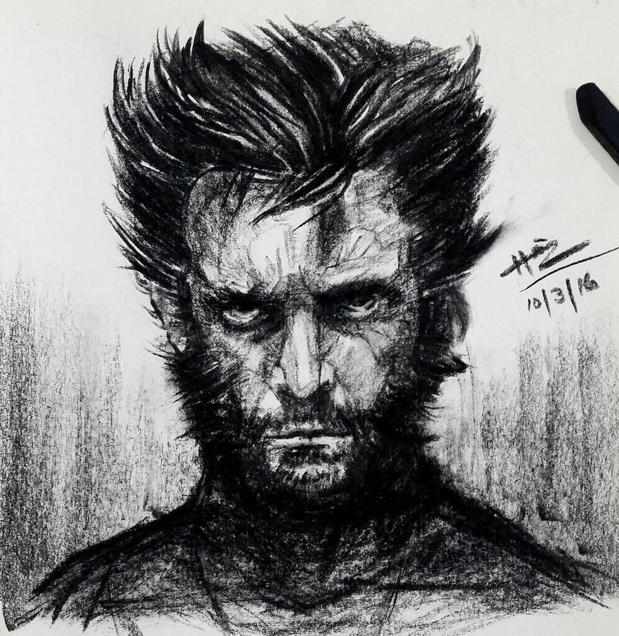 Logan: Wolverine  by trazor29