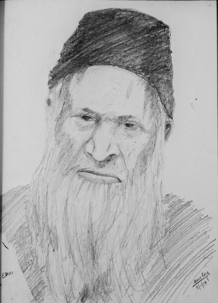 Quick Sketch: Edhi by trazor29