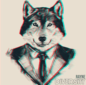 Cover Art: Wolf in a suit