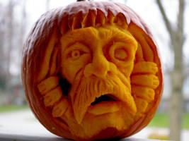 Escape from Pumpkin Guts 2 by PixelBlender