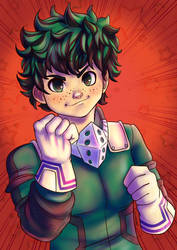 Best Boi Deku by Carmeval