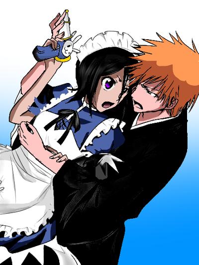 rukia and ichigo relationship 2012