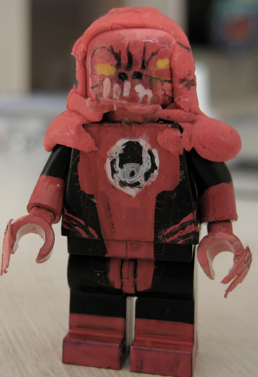 Lego Atrocitus by IcarusMach9 on DeviantArt