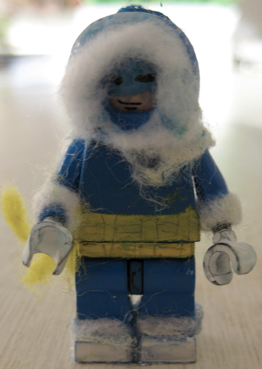 Lego Captain Cold By Icarusmach9 On Deviantart