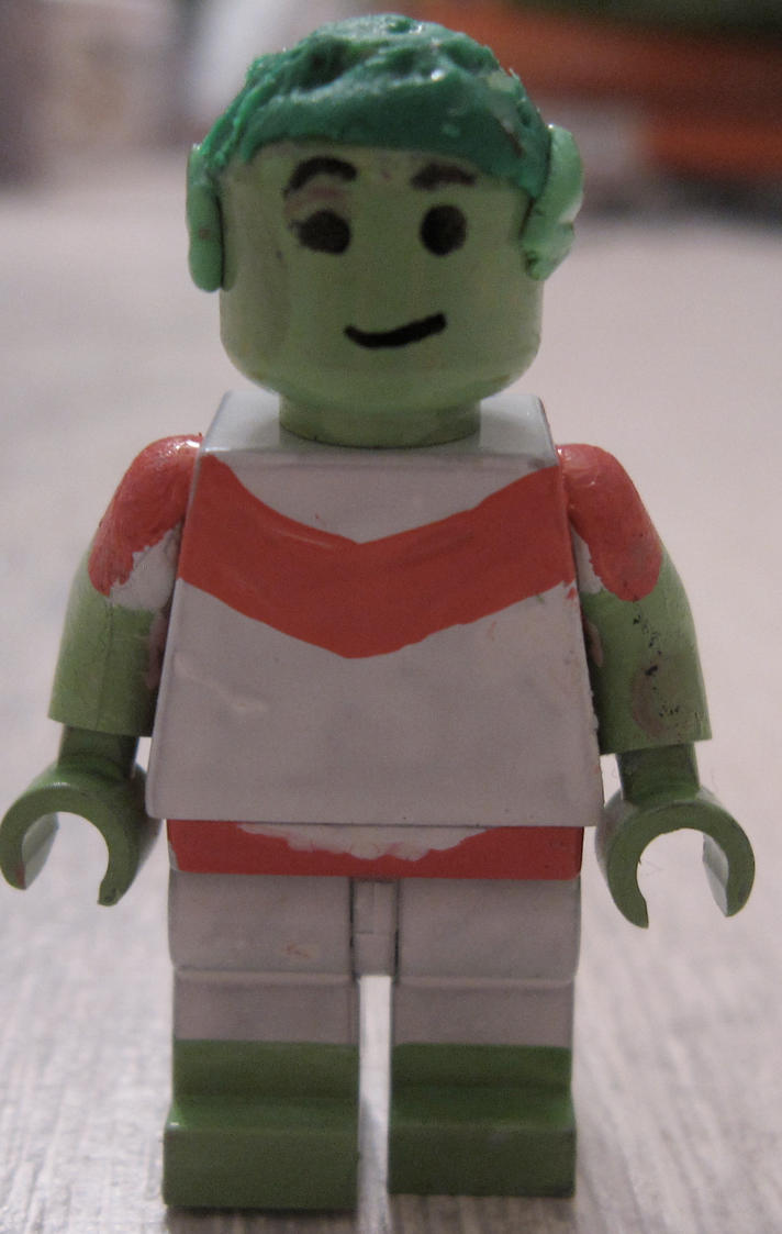 lego beast boy - photo #30