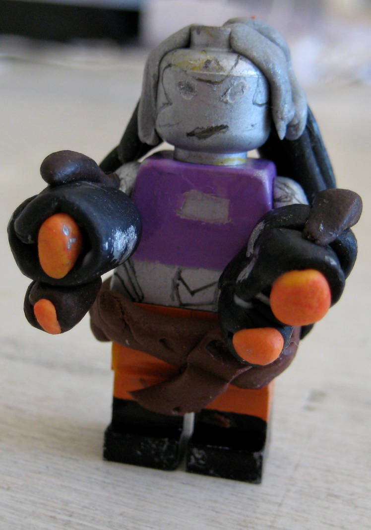 Lego Engineer by IcarusMach9 on DeviantArt