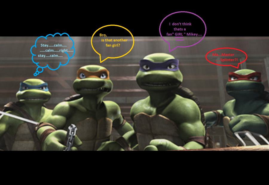 tmnt fangirl wars by - photo #24