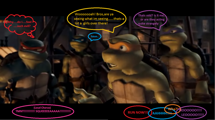 tmnt fangirl wars by - photo #22