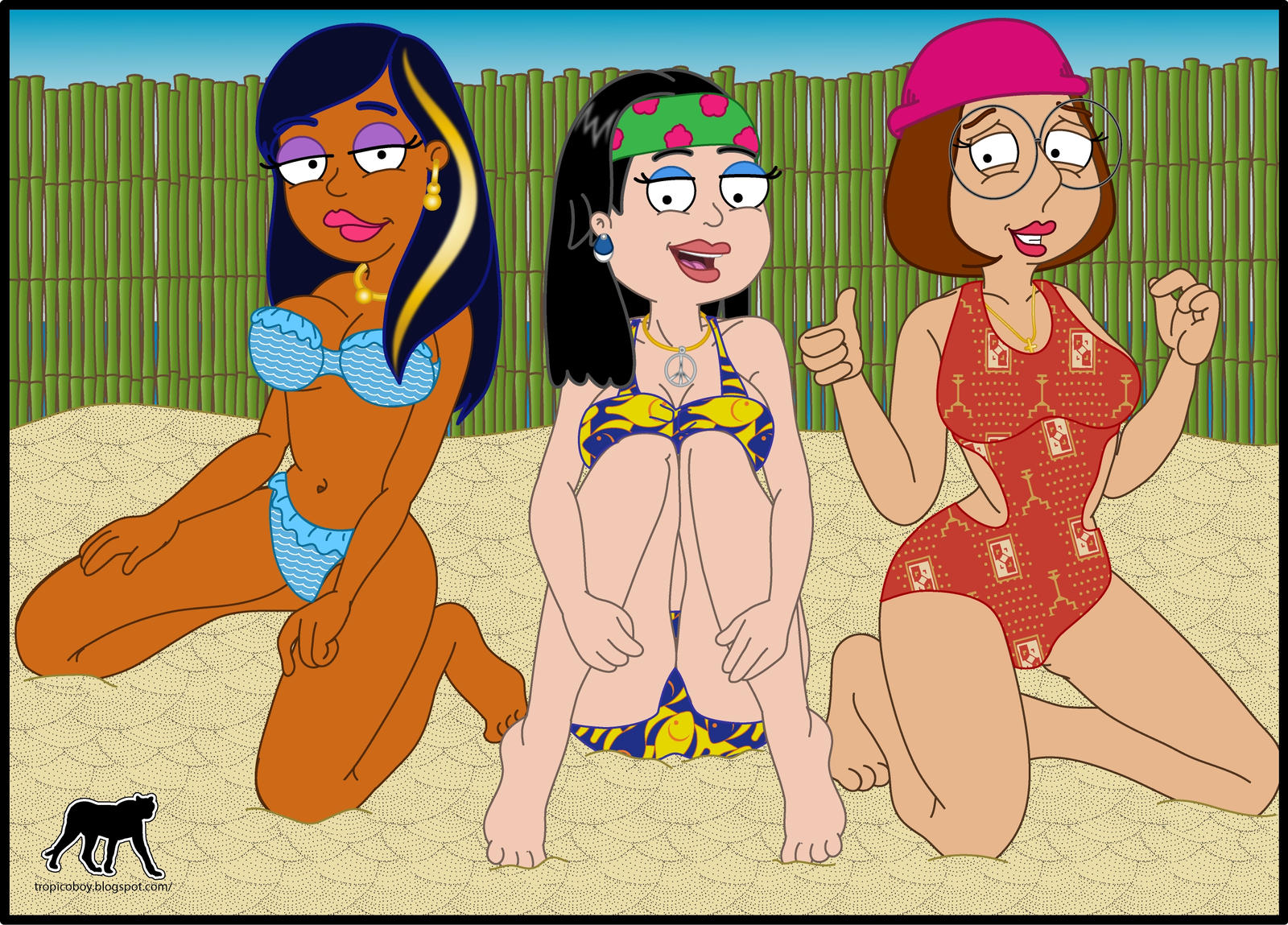 Roberta Cleveland Naked Cheap the cleveland show - donna tubbs nude2ndchainmale on deviantart
