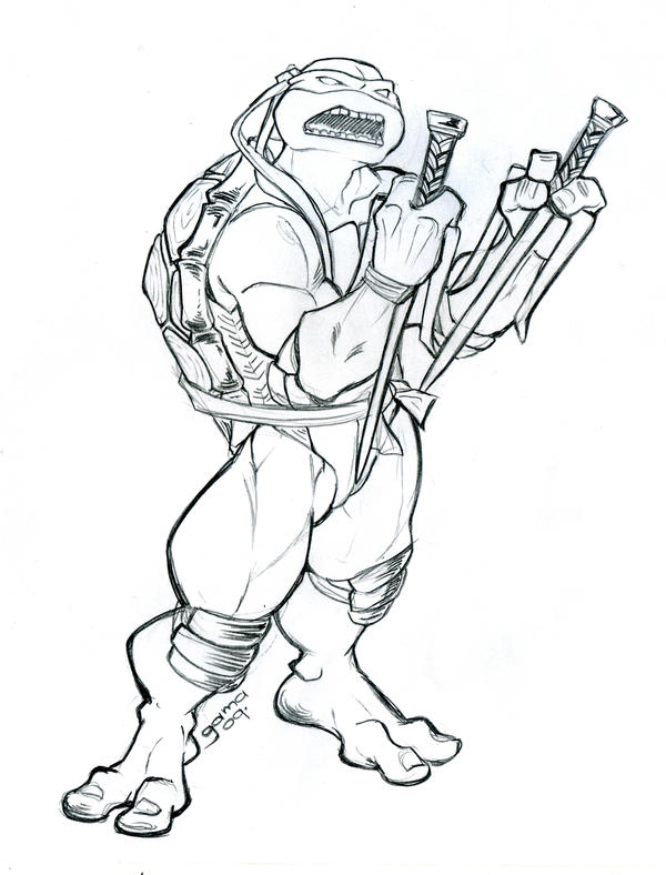 tmnt coloring pages ralph 2012 - photo#29