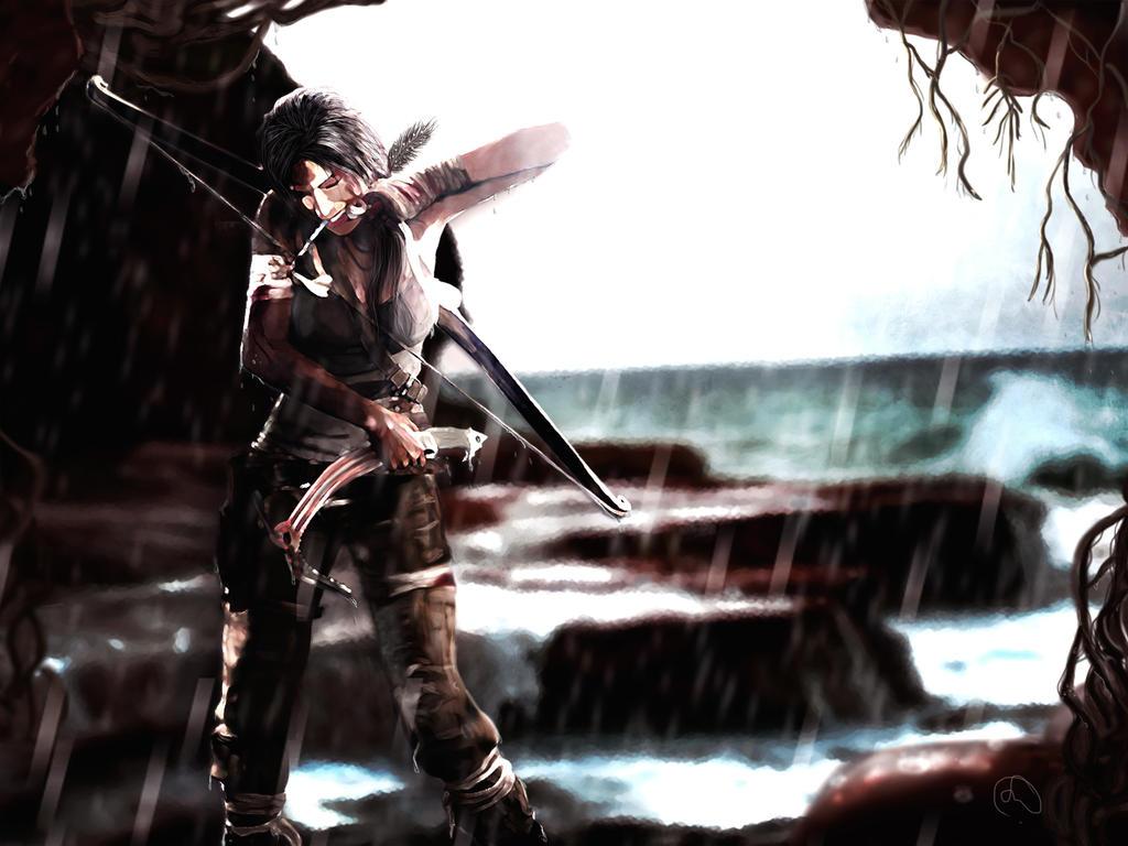 Survivor by LittleFairyArt