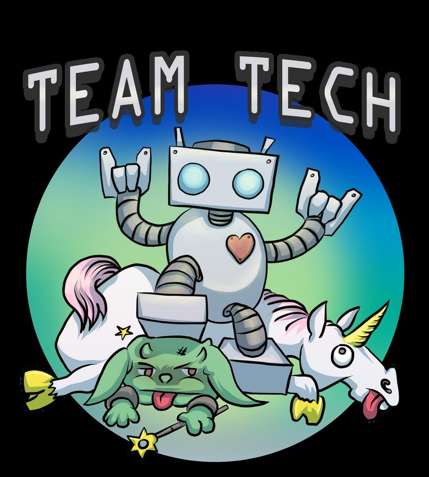 Team Tech by mogstomp