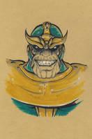 Thanos by mogstomp