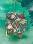 Made in Abyss by mogstomp