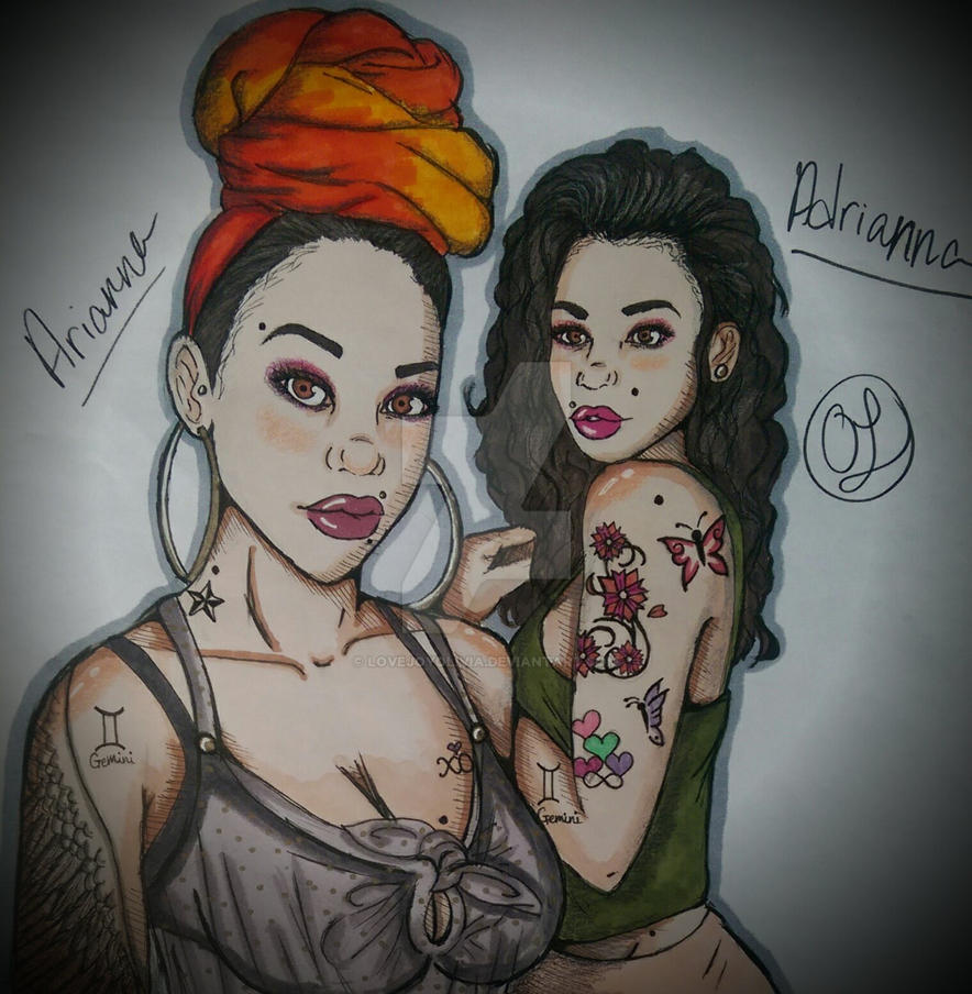 Bad Girls by lovejoyolivia