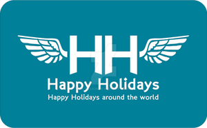 Happy Holidays Logo - Try
