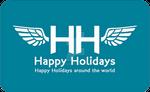 Happy Holidays Logo - Try