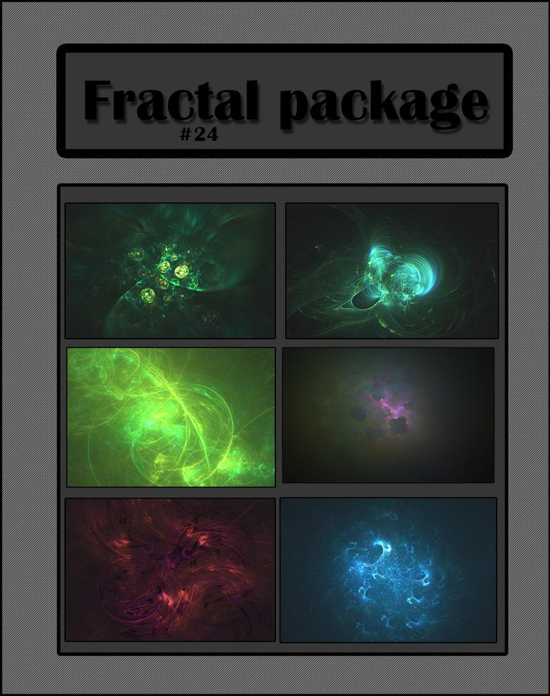 Fractal pack (24 fractals) by Neurologics