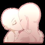 Love kiss Base FTU by Suki-Bases